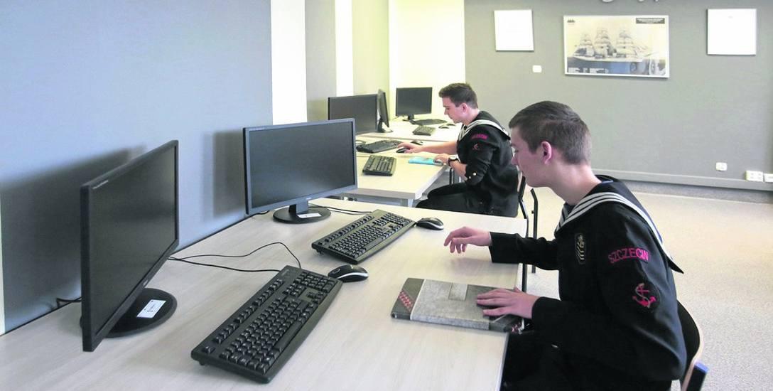Uczniowie ZCMiP mają w szkole do dyspozycji najnowocześniejsze pracownie