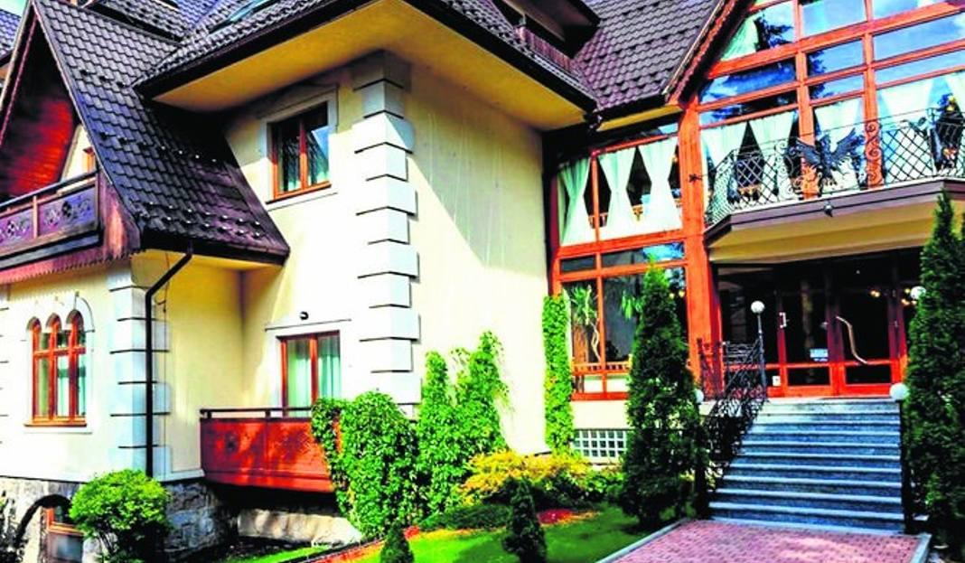Hotel Belvedere Zakopane Dziennikpolski24pl