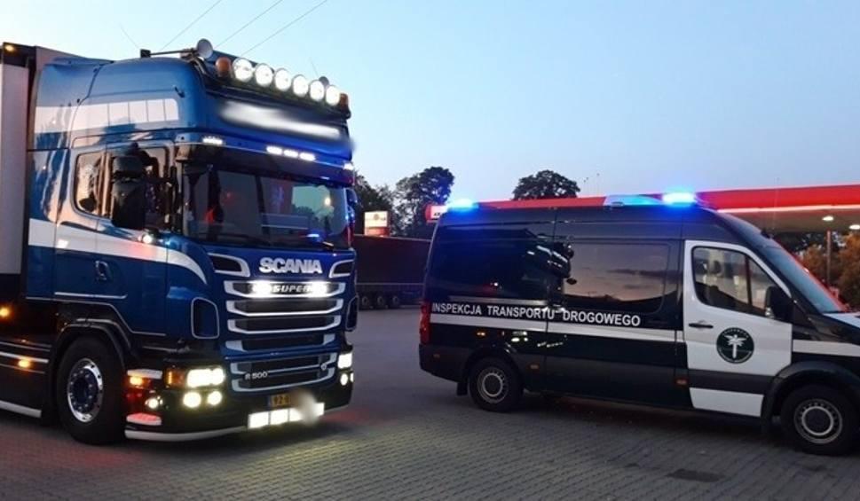 Film do artykułu: Nocne kontrole ciężarówek na autostradzie A1 w Kujawsko-Pomorskiem. Skontrolowano blisko 100 pojazdów. Wykryto sporo nieprawidłowości