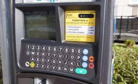 Parkomaty w Białymstoku przebiły popularnością karty parkingowe