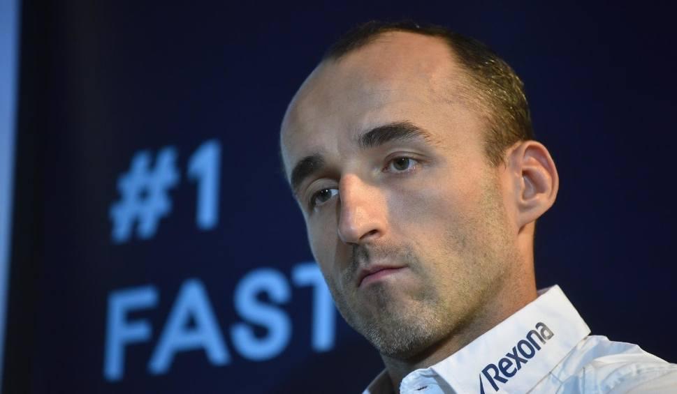 """Film do artykułu: Formuła 1. Robert Kubica wygrał głosowanie kibiców! """"Zupełnie jakby F1 nie mogła być dziwniejsza"""" [WIDEO]"""