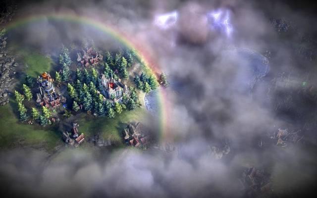 Eador: Władca rozdartego świata. Tury, elfy i orki