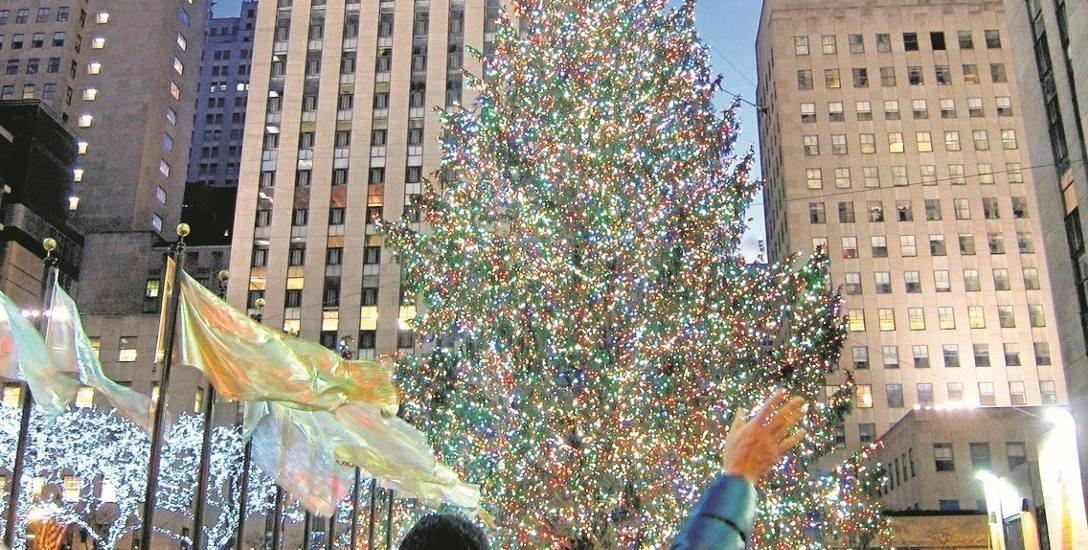 Nowy Jork. Merry Christmas Everyone, czyli święta po amerykańsku