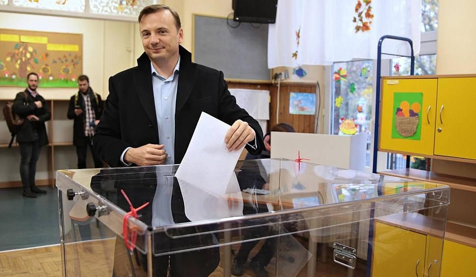 Film do artykułu: Wybory samorządowe 2018. Łukasz Gibała będzie miał czworo radnych w Radzie Miasta Krakowa