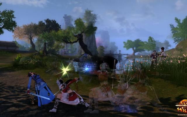 Age of Wulin: Jak się bić?