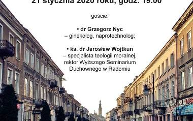 """Radom. Stowarzyszenie """"Młyńska"""" zaprasza 21 stycznia na spotkanie  """"Rozmowy o leczeniu bezpłodności"""""""