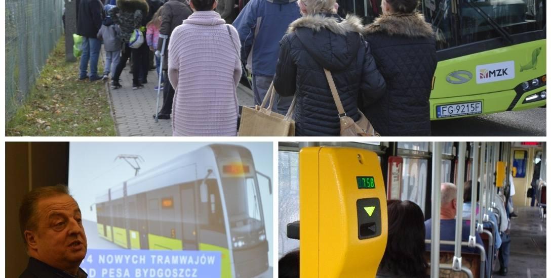 Prezes MZK Roman Maksymiak: - Im więcej osób płaci za przejazd, tym lepiej dla wszystkich