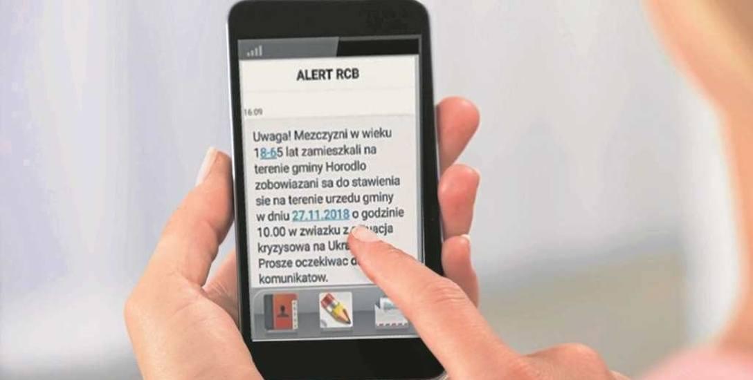 Fałszywe alerty Rządowego Centrum Bezpieczeństwa postawiły na nogi służby w Polsce