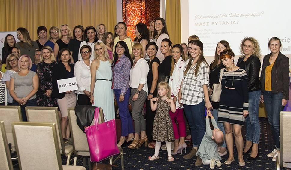 Film do artykułu: Kobiety biznesu z Kielc na kolejnym spotkaniu klubu WECAN