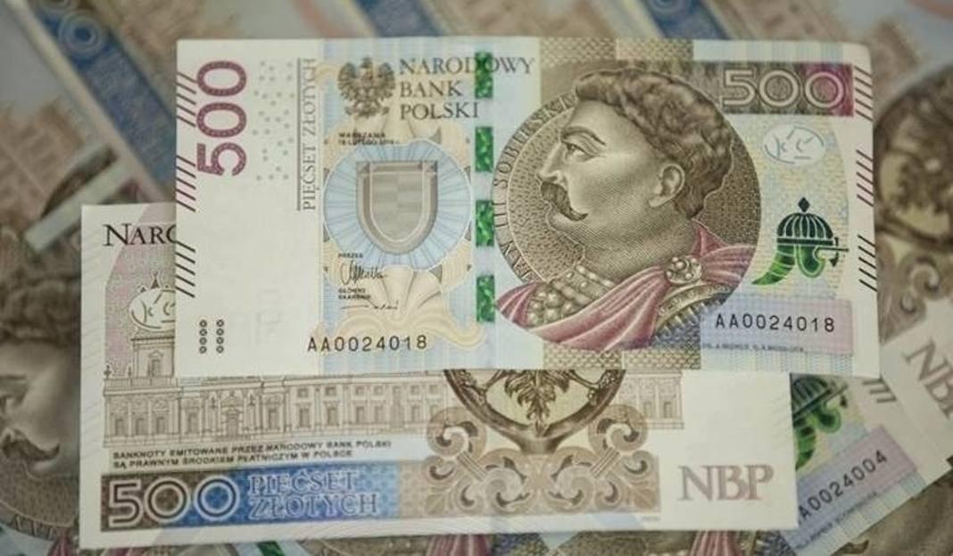 Znalezione obrazy dla zapytania banknot 500 zł