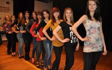 Tak wyglądał casting do konkursu Miss Polonia Ziemi Oleskiej 2013.