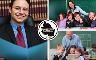 NAUCZYCIEL i SZKOŁA NA MEDAL Plebiscyt rozpoczęty! Głosuj na nauczycieli i szkoły