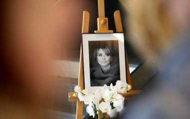 Druga rocznica śmierci Anny Przybylskiej