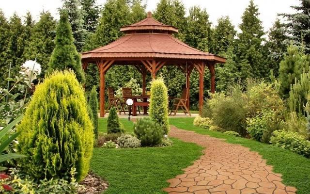 Urządzić Ogród Wspolczesnapl