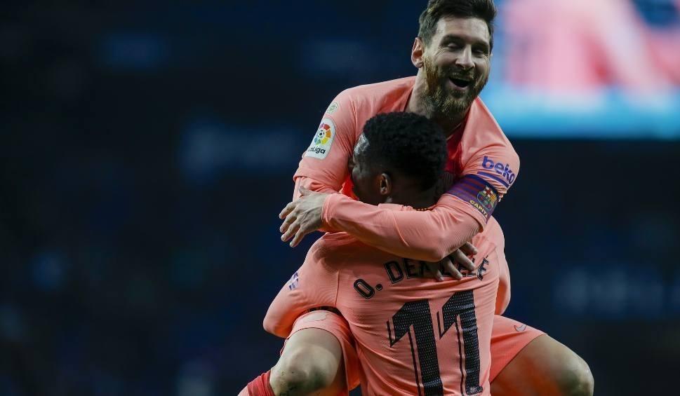 Film do artykułu: FC Barcelona - Levante UD, Puchar Króla. Wynik meczu. Barca odwróciła losy rywalizacji! [17.01.2019, wynik meczu, relacja]