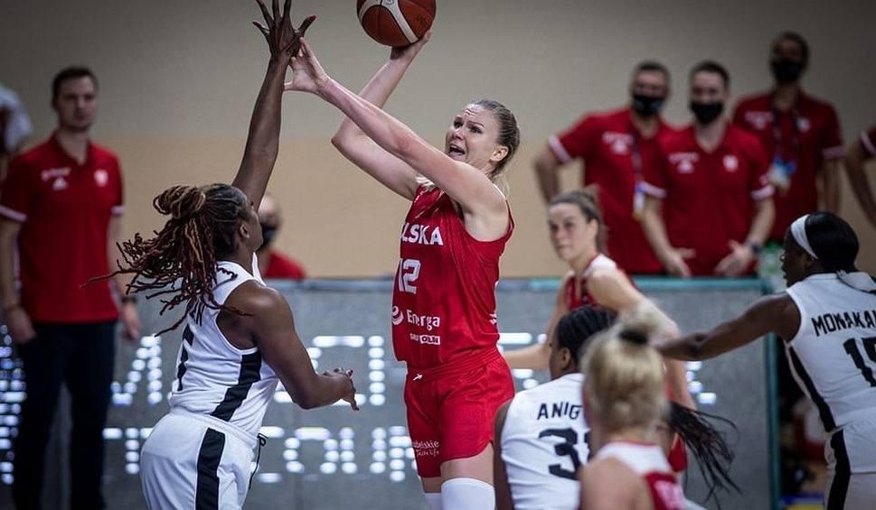 Film do artykułu: Agnieszka Kaczmarczyk z AZS AJP Gorzów zagrała w reprezentacji Polski przeciw Wielkiej Brytanii