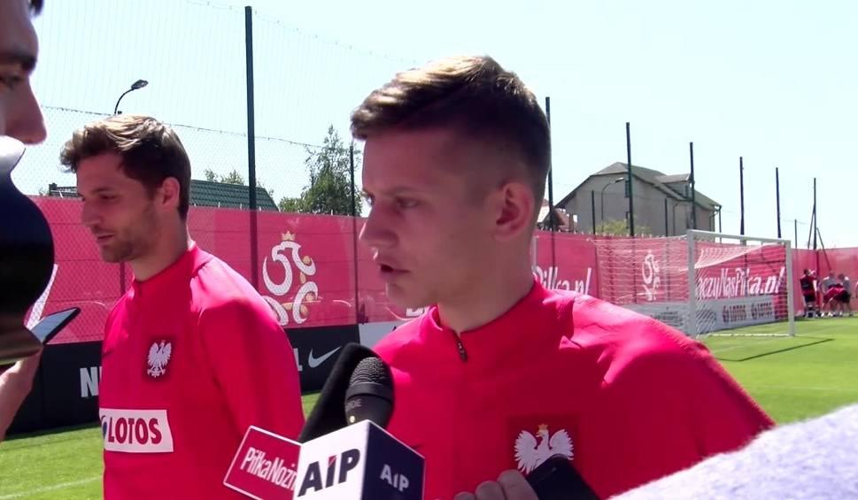 Film do artykułu: Sebastian Szymański: Jestem bardzo zadowolony, że jestem w kadrze. To dla mnie coś wielkiego