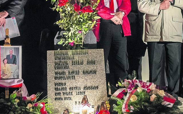 obchody rocznicy Smoleńska - dziennikpolski24 pl