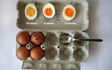 Jajka na twardo i jajka na miękko - jak ugotować?