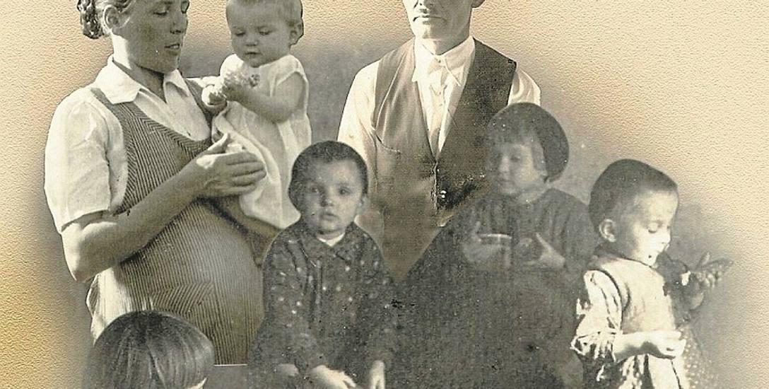 Rodzina Ulmów rozstrzelana za ukrywanie Żydów