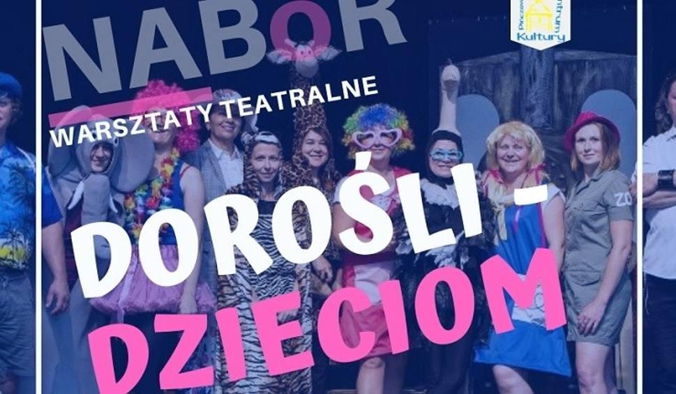"""Film do artykułu: """"Dorośli dzieciom"""" po raz drugi w Pińczowie. Wyjątkowe przedstawienie w centrum kultury, aktorami będą dorośli"""