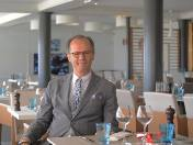 Jean-Louis Goube, dyrektor hotelu L'Hermitage