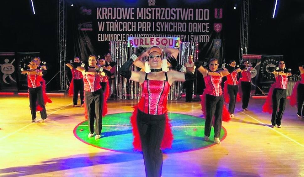 Film do artykułu: Wielkie taneczne święto. Tancerze z całego świata będą walczyć w Białobrzegach