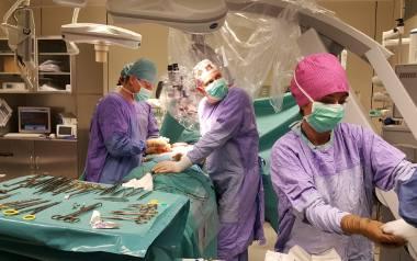 Pionierska operacja rekonstrukcji piersi w Słupsku