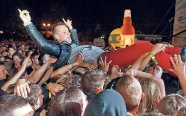 Rock w Cieszanowie. Jak zrobić wielki festiwal w niewielkim miasteczku