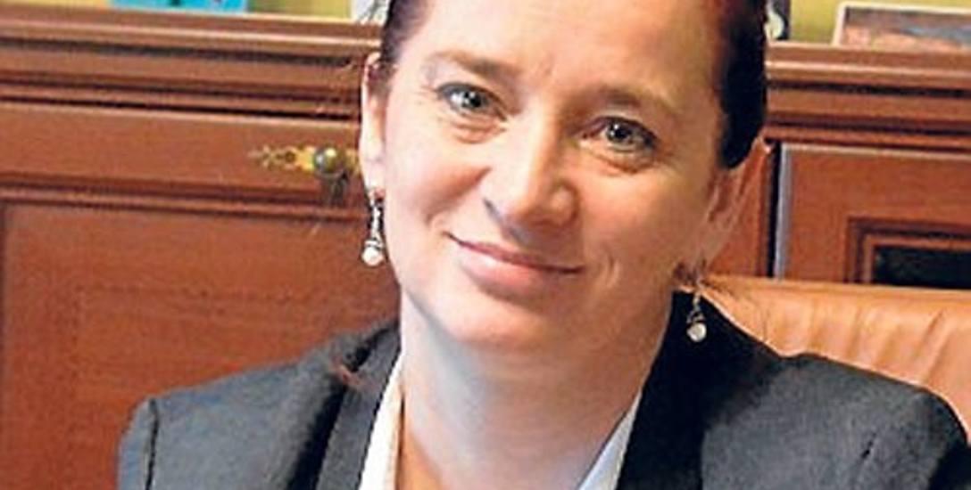 Agnieszka Wróblewska, były komisarz rządowy Ostrowic