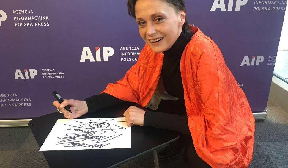 """Film do artykułu: Natalia Sikora wydała nową płytę """"Ailatan"""". W ekipie są m.in. Darek Kozakiewicz i Paco Sarr. Rock w najlepszym wydaniu [Wywiad wideo]"""