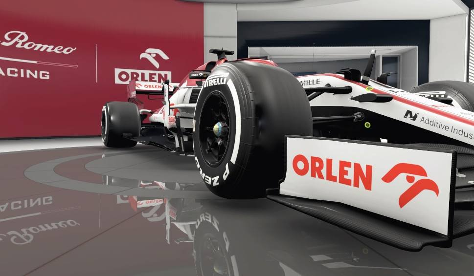 Film do artykułu: Bolid Alfa Romeo Racing Orlen w grze F1 2020. Zobacz prezentację pojazdu z logo polskiego koncernu naftowego [WIDEO]