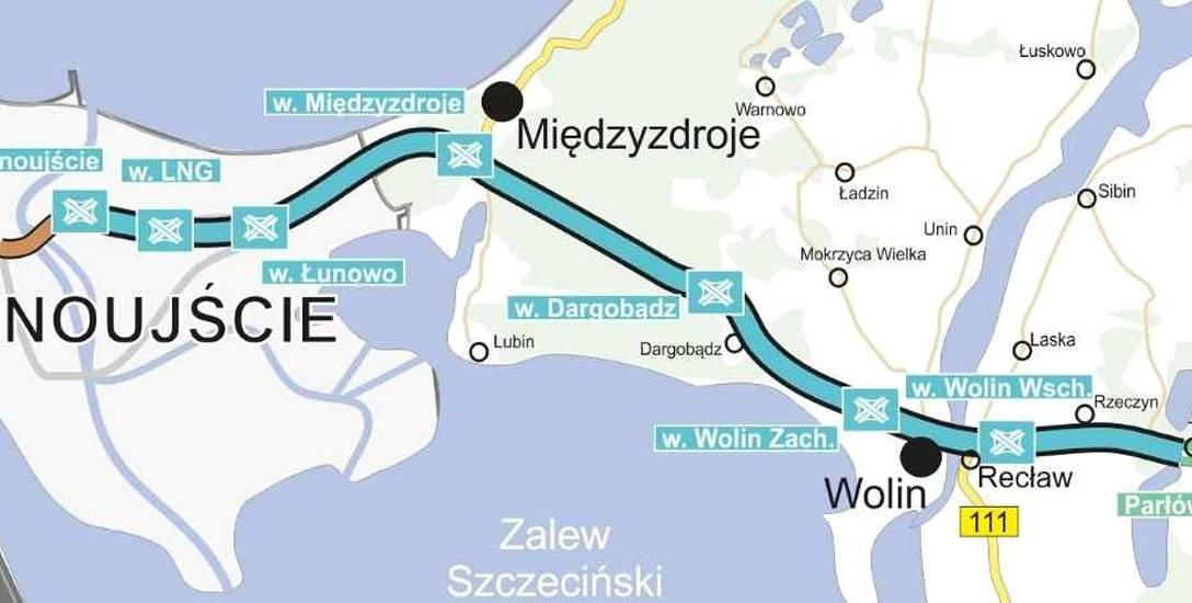 Do roku 2023 droga ma być już gotowa. W tym okresie ma być też kończona nitka S3 dochodząca do granicy z Czechami, którzy obiecali jej kontynuację na