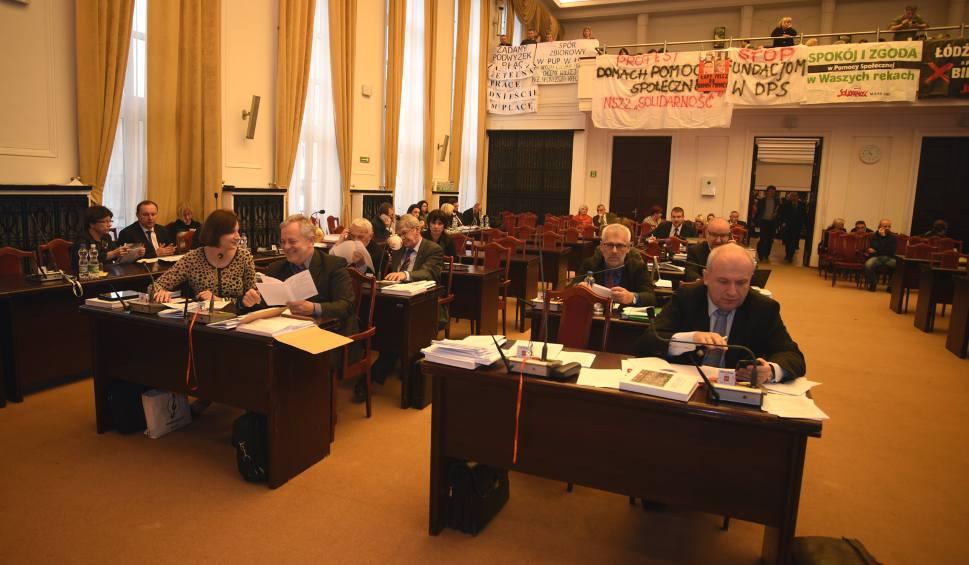 Film do artykułu: W Łodzi radni powołali Centrum Usług Wspólnych Oświat