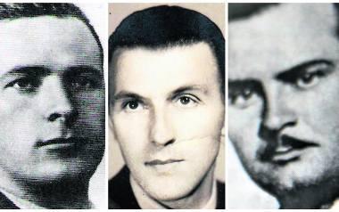 Jan Freisler, Zbigniew Ryś, Roman Stramka