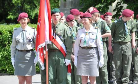 Harcerze z całego Podkarpacia zjechali w Bieszczady