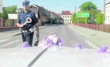Brzesko, Szczurowa. Policjanci nie złamali prawa, ale kontrola nie była prawidłowa