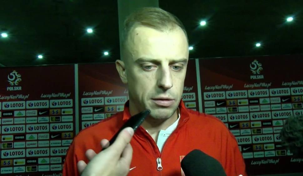 Film do artykułu: Kamil Grosicki po meczu z Czechami: Wisi nad nami klątwa