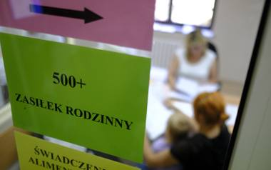 Szczecin. Od czwartku przyjmują wnioski o 500+ na papierze