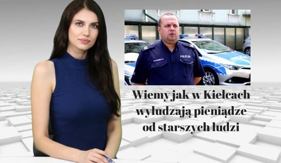 Film do artykułu: Wiemy jak w Kielcach wyłudzają pieniądze od starszych ludzi! [WIADOMOŚCI]