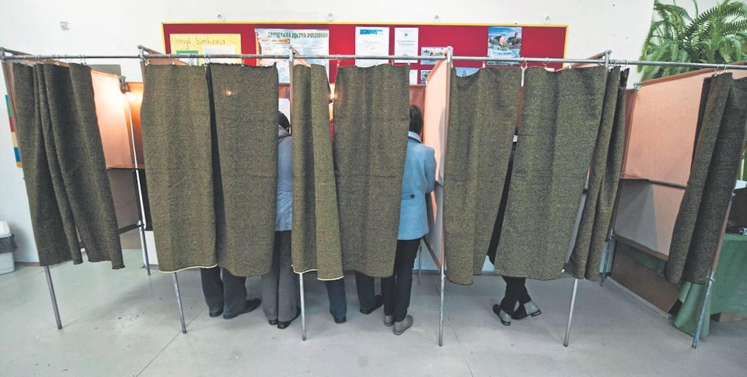 Lokale wyborcze będą czynne w niedzielę (21 października) w godzinach 7 - 21; zachęcamy do udziału w głosowaniu; II tura  - 4 listopada