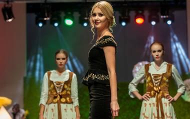 Zakopane. Żona Kamila Stocha jako modelka na pokazie mody [ZDJĘCIA]