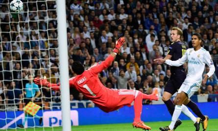Real Madryt - Tottenham Hotspur 1:1