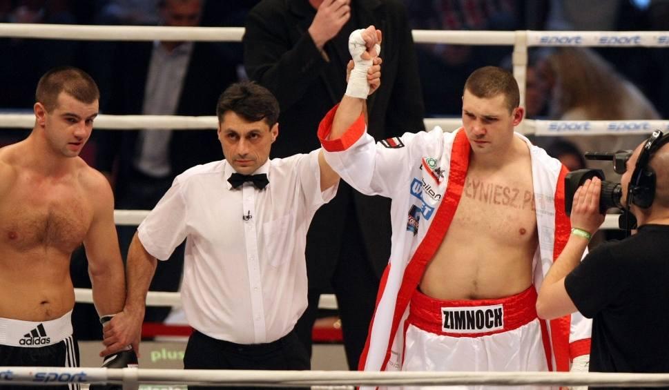 Film do artykułu: Krzysztof Zimnoch - Artur Szpilka. Białostocki bokser chce walczyć