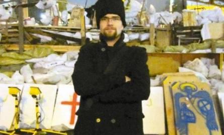 Łukasz Czyżewski obserwował, w jaki sposób rodzi się Majdan, jak się rozwija. Nikt nie spodziewał się, że będą ofiary śmiertelne.