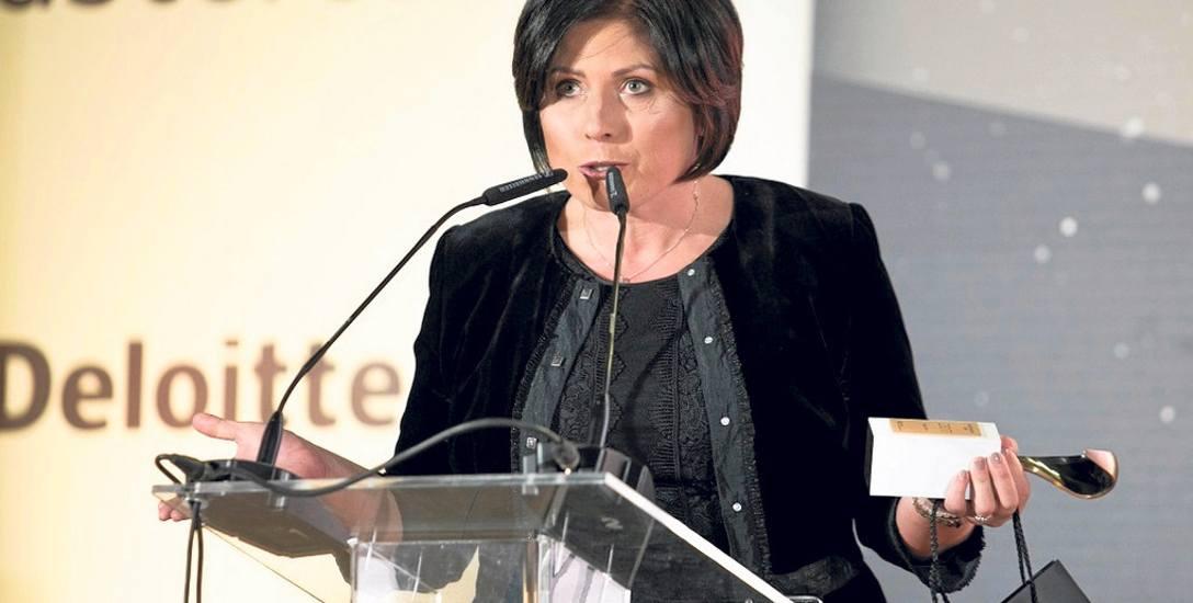 Katarzyna Kolmetz, właścicielka firmy Polipack została Bizneswoman Roku 2017