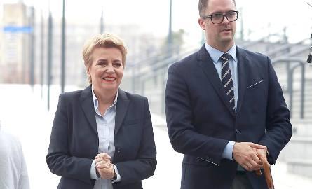 Jeśli koalicję w łódzkim sejmiku będzie zawierać między sobą m.in. KO, PSL i SLD, Hanna Zdanowska będzie chciała Pawła Bliźniuka na stanowisku marsz
