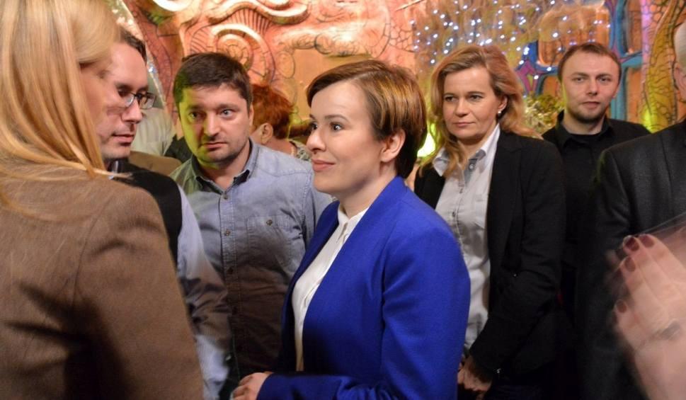 Film do artykułu: Tłumy działaczy i sympatyków PiS na spotkaniu z poseł Anną Krupką w Kielcach