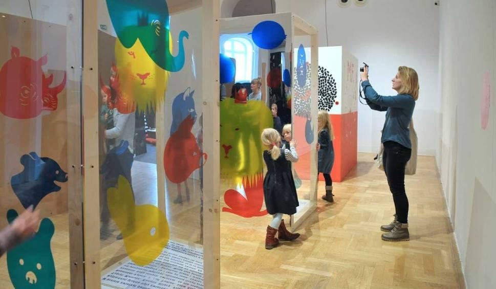 Film do artykułu: Centrum Rzeźby Polskiej w Orońsku będzie uczyć dzieci tajników książkowej ilustracji