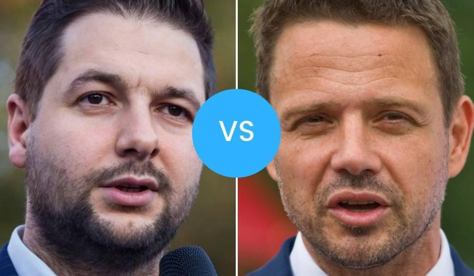 Film do artykułu: Wybory samorządowe 2018: Trzaskowski vs Jaki. Debata prezydencka w Warszawie. Kiedy? Gdzie na żywo? [KANDYDACI NA PREZYDENTA WARSZAWY 23.09]